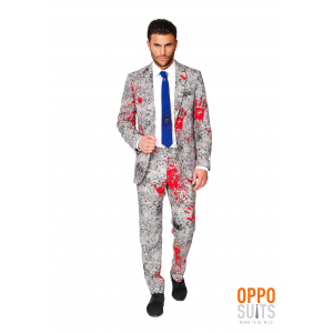 Men's OppoSuits Zombiac Suit Costume