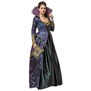 Once Upon a Time Evil Queen Costume for Women