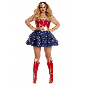 Wonderful Sweetheart Plus Size Costume for Women 1X 2X 3X 4X