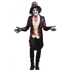 Men's Mad House Ringmaster Costume
