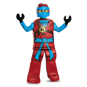 Prestige Ninjago Nya Girls Costume