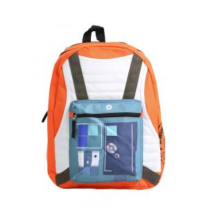 Rebel Alliance Hooded Backpack