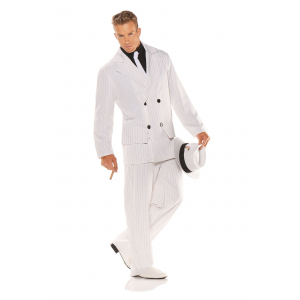 Men's Plus Size Smooth Criminal Costume 2X