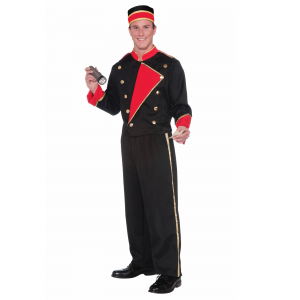 Movie Hollywood Usher Costume
