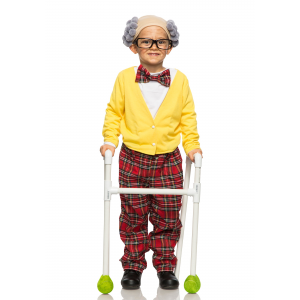 Grandpa Costume for Kids