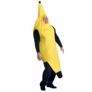 Plus Size Banana Costume 1X
