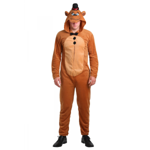 Five Nights at Freddys Union Suit for Men Costume
