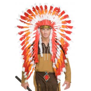 Adult Native American Chieftain Headdress