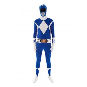 Power Rangers: Blue Ranger Morphsuit Costume