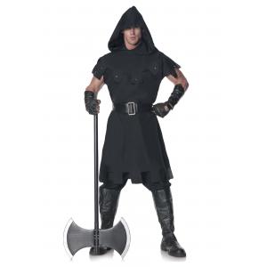 Men's Plus Size Executioner Costume 2X