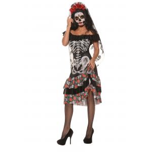 Women's Queen of the Dead Costume