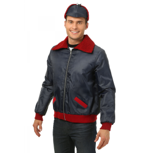 The Simpsons Mr. Plow Costume Jacket