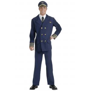 Adult Airline Pilot Costume