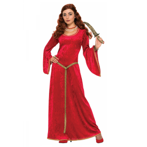 Womens Ruby Sorceress Costume