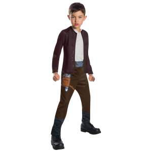 Star Wars The Last Jedi Classic Poe Dameron Costume for Kids
