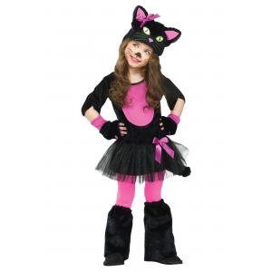 Miss Kitty Toddler Costume for Girls