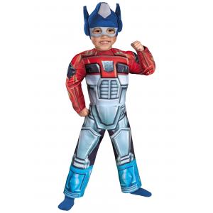 Toddler Optimus Prime Rescue Bot Costume