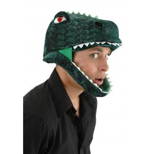 Padded T-Rex Hat