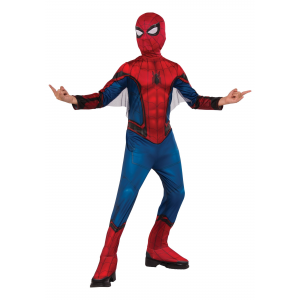Classic Spider-Man Kids Costume