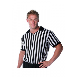 Plus Size Referee Shirt 2X