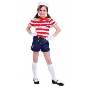 Sweetheart Sailor Costume for Girls