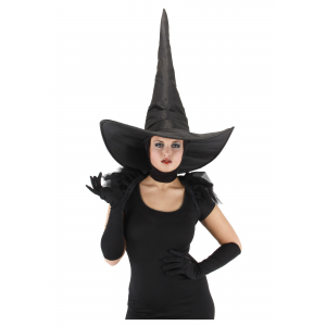 Oz Wicked Witch Deluxe Hat