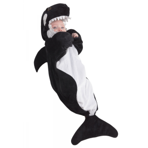Whale Bunting Infant Costume