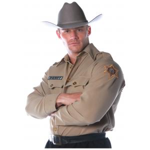 Mens Sheriff Shirt