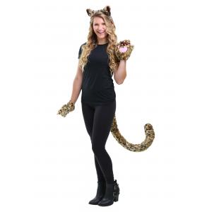 Deluxe Leopard Accessory Kit