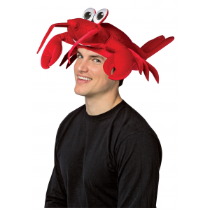 Lobster Hat for Adults