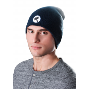 Marvel Thor Dip Dye Slouch Knit Hat