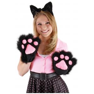 Black Kitty Paws