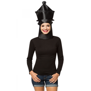 Queen Chess Piece Headpiece for Adults