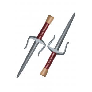 TMNT Raphael Sai Swords