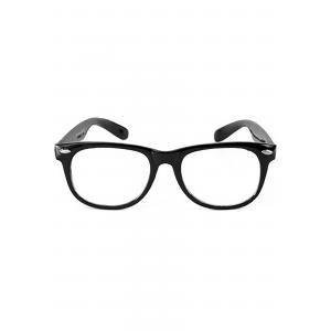 Deluxe Black Glasses