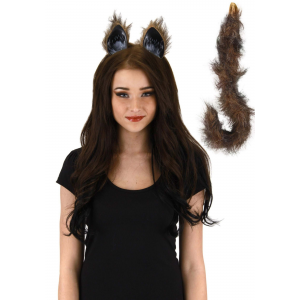Cat Tail and Ears