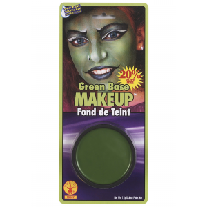 Rubies Green Face Makeup