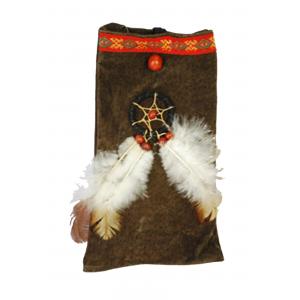 Native American Costume Pouch