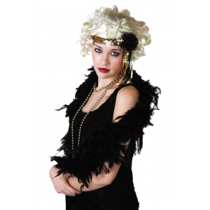 Gold Flapper Headband