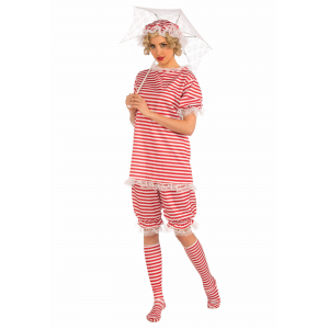 Beachside Betty Adult Costume