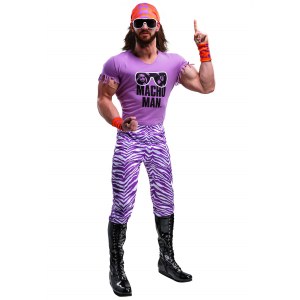 Macho Man Madness WWE Adult Costume