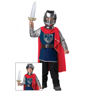 Toddler Knight Costume