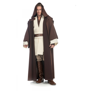 Obi Wan Kenobi Men's Costume from Star Wars