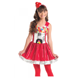 Bubblegum Cutie Child Costume