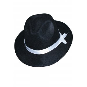 Fedora Pro Felt Gangster Hat