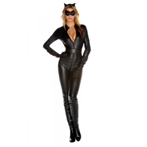 Fierce Feline Costume