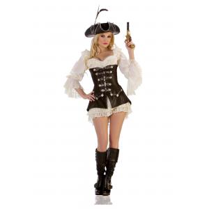 Sexy Rogue Pirate Costume