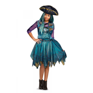 Descendants 2 Classic Uma Costume for Girls