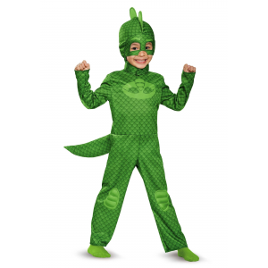 PJ Masks Classic Gekko Costume for Toddlers