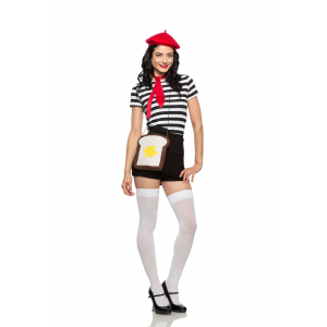 French Toast Costume for Women